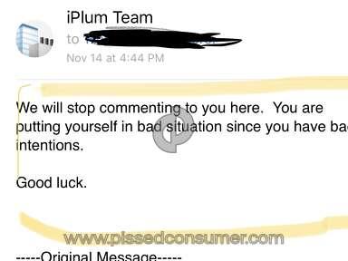 iPlum Phone Plan review 346561