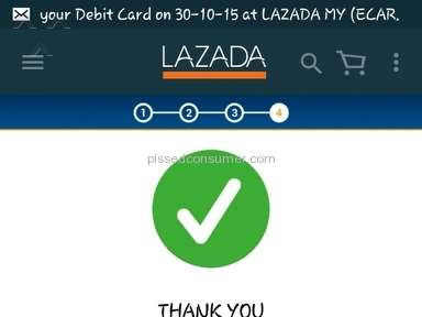 Lazada Malaysia Auctions and Internet Stores review 95117
