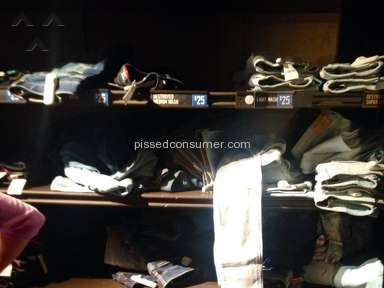 Hollister Footwear and Clothing review 46085