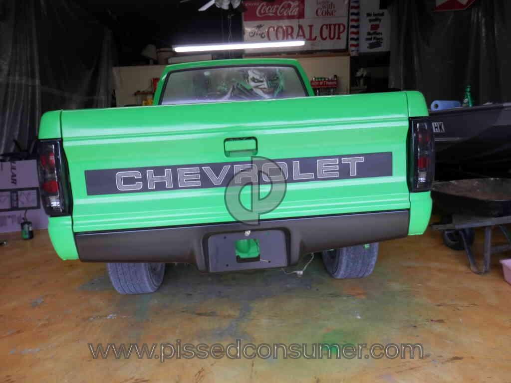The Hot Rod Company - 383 stroker 510 hp zombie Nov 01, 2018