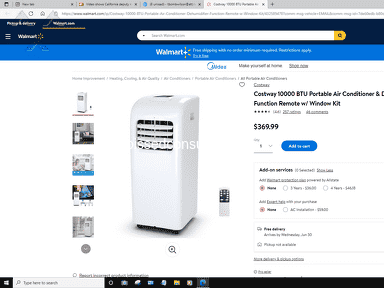 Walmart Supermarkets and Malls review 1082026