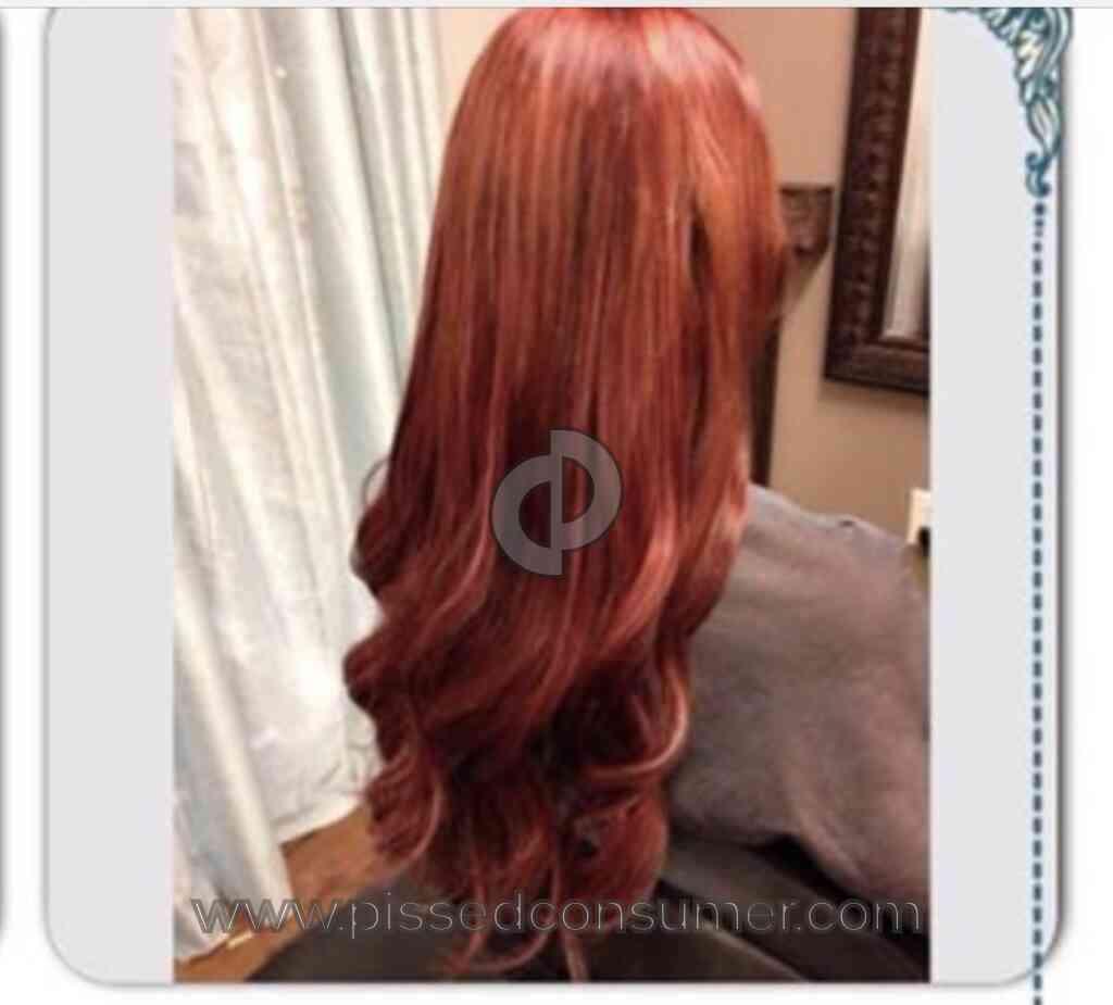 Glam Seamless Extra Virgin Hair Nov 25 2017 Pissed Consumer