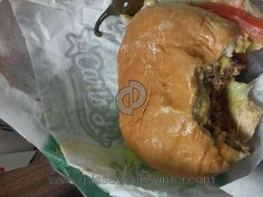 Carls Jr Restaurant - Simple Review #1465614398