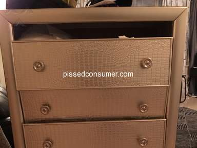 Bad Boy Furniture Chest Of Drawers review 278338