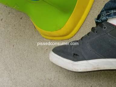 DC Shoes - Worst shoes I've owned in years