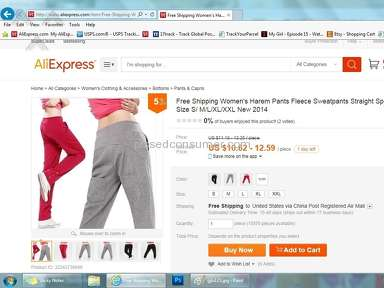 Aliexpress E-commerce review 87749