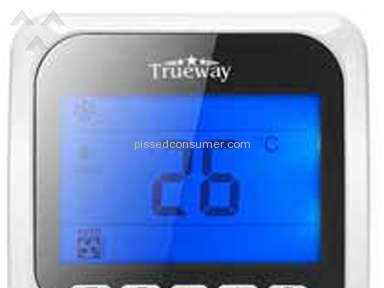 Trueway Fze Thermostat review 166954