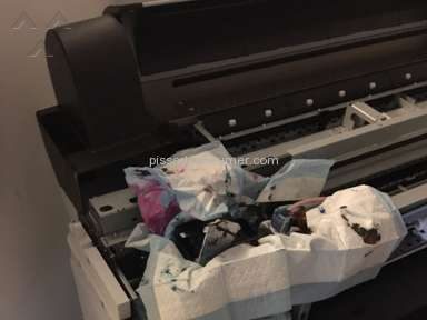 Epson SCP20000 NO SERVICE FROM EPSON 18 days and counting