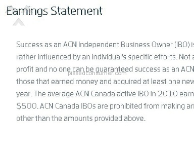ACN - Make an educated decision