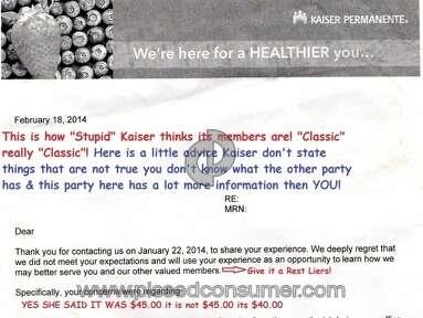 Kaiser Permanente Doctor review 72017