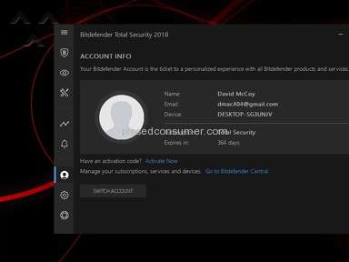 Bitdefender Technical Support review 253390