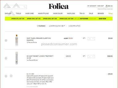 Folica Cosmetics and Toiletries review 123661