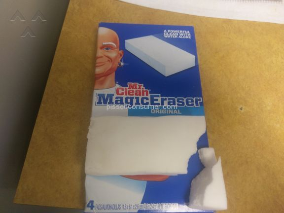 Mr Clean Magic Eraser Cleaning Sponge
