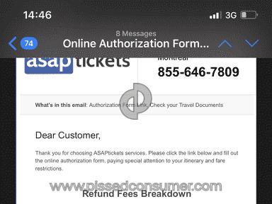 Asap Tickets Flight Booking review 669871