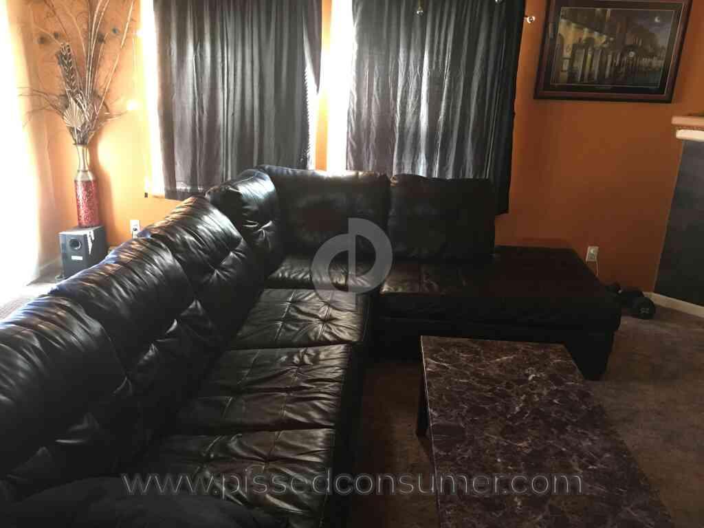 Sofa Review From Denver Colorado