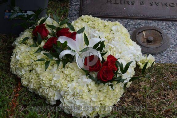 Wesley Berry Flowers Arrangement