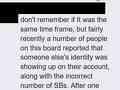 Swagbucks - SB going into strange account