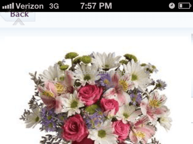FlowerShopping Arrangement review 25973