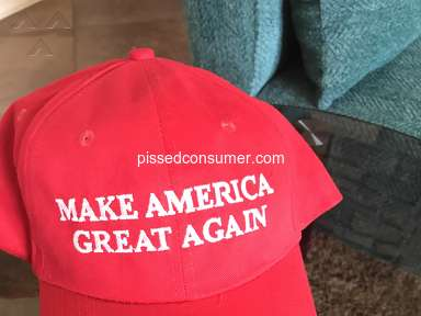 The Trump Outlet - Bait and switch cheap and terrible merchandise