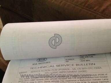 Peak Kia North Service Centers and Repairs review 83395