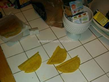 Kroger - Ortega Yellow Corn Taco Shells Review from Arlington Heights, Ohio
