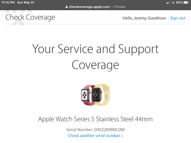 Apple Smartwatch review 656949