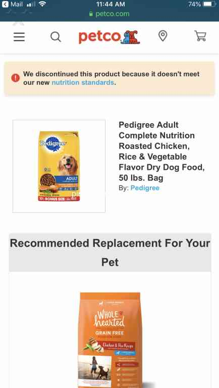 10 Pedigree Reviews And Complaints Pissed Consumer