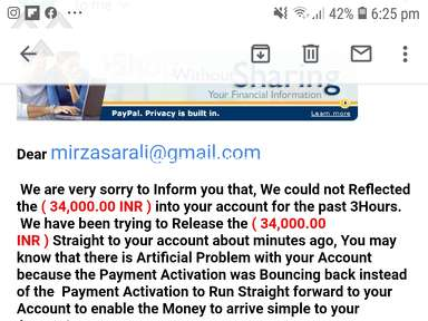 Paypal Payment Processing Service review 509309