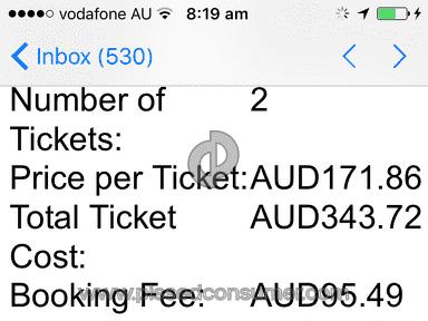 Viagogo - Adele Concert Ticket Review