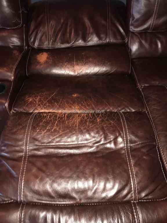 Exceptionnel Sofa Mart   Cloud Leather Furniture Color Coming Off   Furniture Row