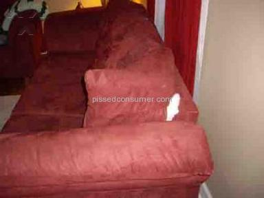 Bobs Discount Furniture Sofa review 1348