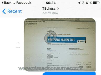 Tbdress Dress review 119603
