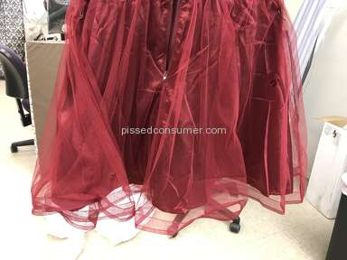 Promgirl Homecoming Dress review 234954