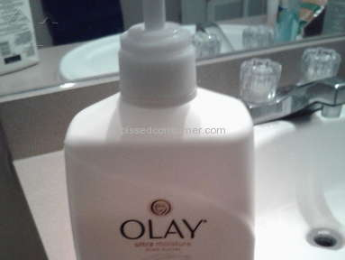 Olay - Skin broke out