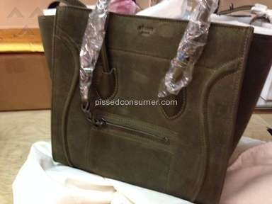 CELINE Shopping review 34089