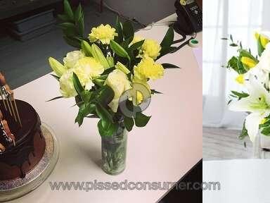 Prestige Flowers Bouquet review 13223
