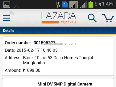 Lazada Philippines Auctions and Internet Stores review 62815