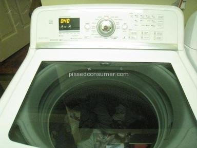 Maytag Washing Machine review 5127