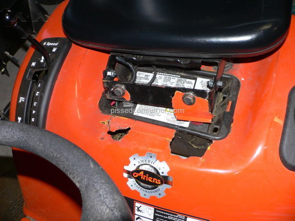 Ariens 936060 Lawn Tractor