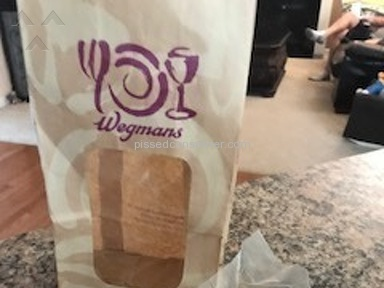 Wegmans - TERRIBLE CHECK OUT EXPERIENCE AND CUSTOMER SERVICE