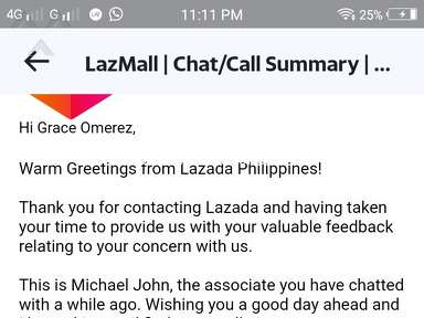 Lazada Philippines Lazada Express Philippines Courier Delivery Service review 632311