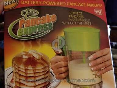 Spark Innovators - SUCKS Pancake Expresd