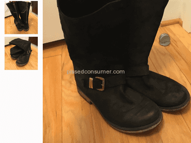 Poshmark Boots review 250808