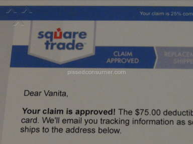 Squaretrade Service Centers and Repairs review 100511