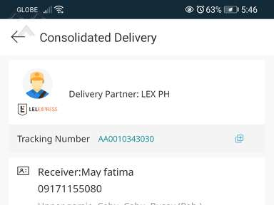 Lazada Philippines Lazada Express Philippines Delivery Service review 681179