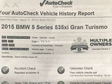 Carmax Customer Care review 426904