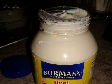 Burmans - Hair in mayo