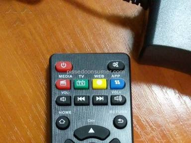 Gearbest Alfawise Streaming Media Box review 244834