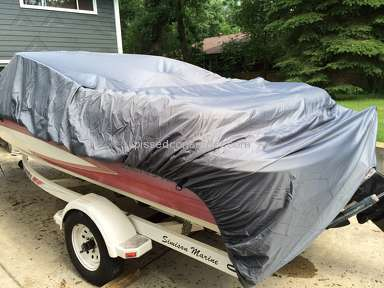 Kapsco Moto - Boat Cover Review from Detroit Lakes, Minnesota