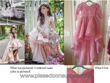 Dhgate Dress review 329678